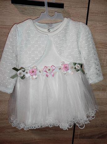 Платье на годик с длинным рукавом