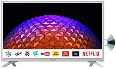 Telewizor Sharp 32 cale smart Nowy ! Netflix