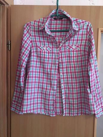 Легкая рубашка на девушку