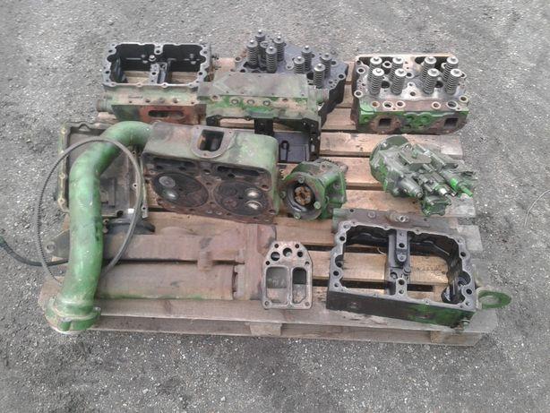 Silnik CUMMINS N14, NTA 855 Silnik na części John Deere 6810,6910,6710