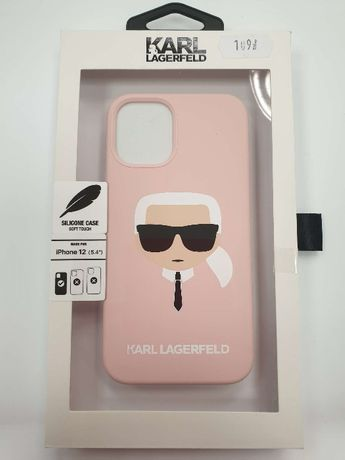 Etui KARL LAGERFELD iPhone 12 Mini