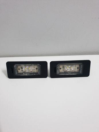 Oświetlenie tablicy rejestracyjnej BMW e90 oryginalne sprawne