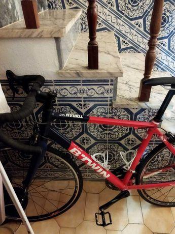 Vendo bicicleta BTWIN Triban RC500