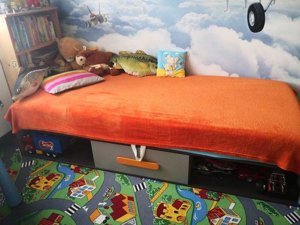 Łóżko, tapczan 90x200x48 stan dobry