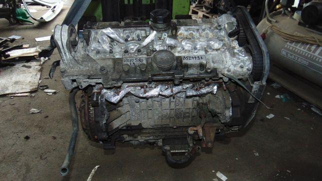 Paź//Volvo S-80 2.4 silnik - gwarancja