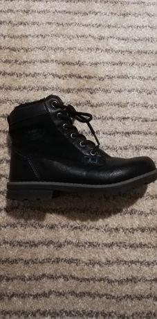 Chłopięce buty jesienno-zimowe 31