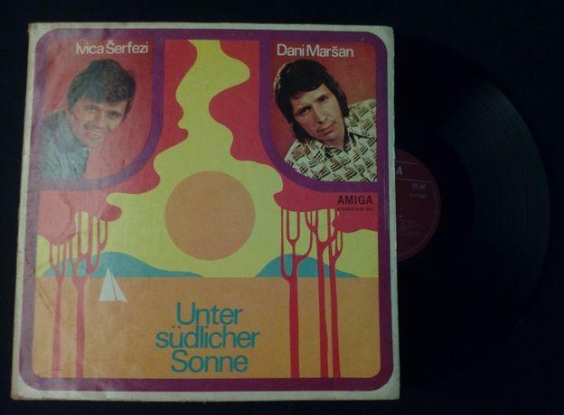 "Winyl Ivica Šerfezi & Dani Maršan - ""Unter Südlicher Sonne"""