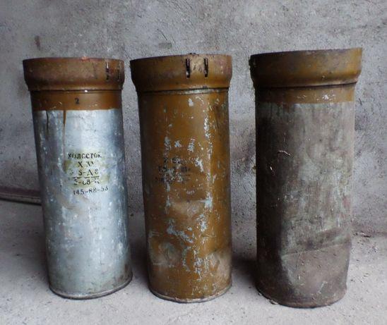 OKAZJA 3 x kanister TUBA Rosyjskie PRL - JEDYNE - z Bornego Sulinowa