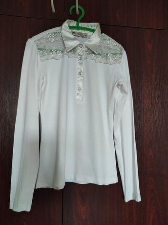 Блуза для школы  .