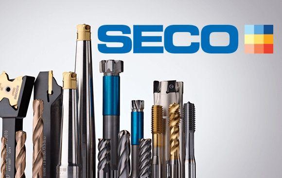 Ferramentas cnc Seco tools