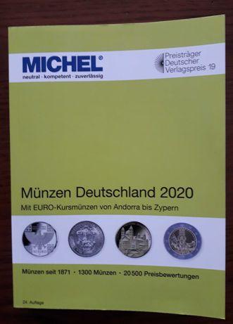 Katalog monet niemieckich od 1871r