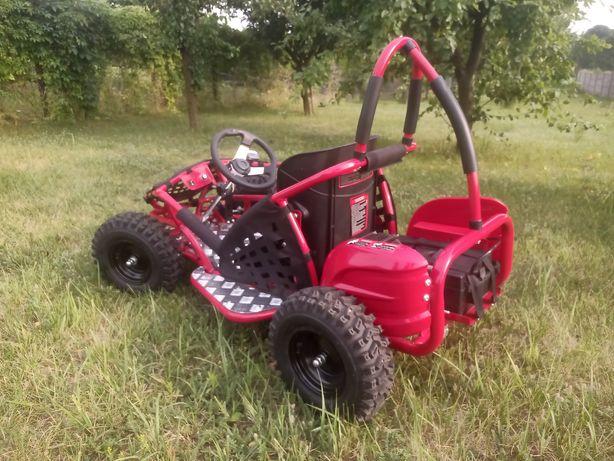 NOWY !!! GoKart Buggy Quad elektryczny XTR 1000w 48v ( nie spalinowy )