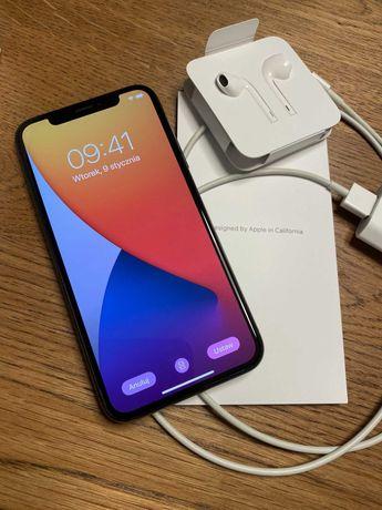 Smartfon Apple iPhone X 64 GB gwiezdna szarość