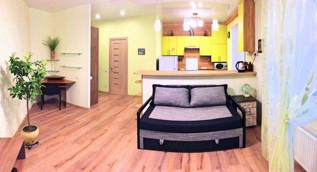 Комфортно, стильно, уютно. Квартира посуточно на ул.Б.Гмыри.