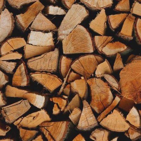Продам колотые дрова твердых пород древесины. ( дуб, ясень)
