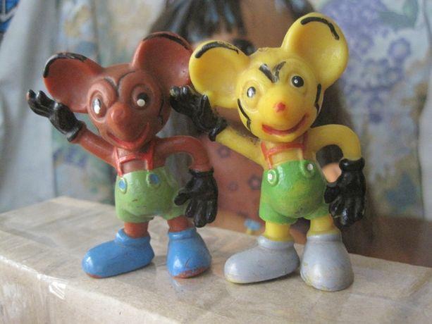 Кукла игрушка сувенир фигурка ГДР Микки Маус