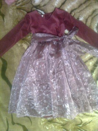 7-9 л из Марокко платье на выпускной костюм карнавальный