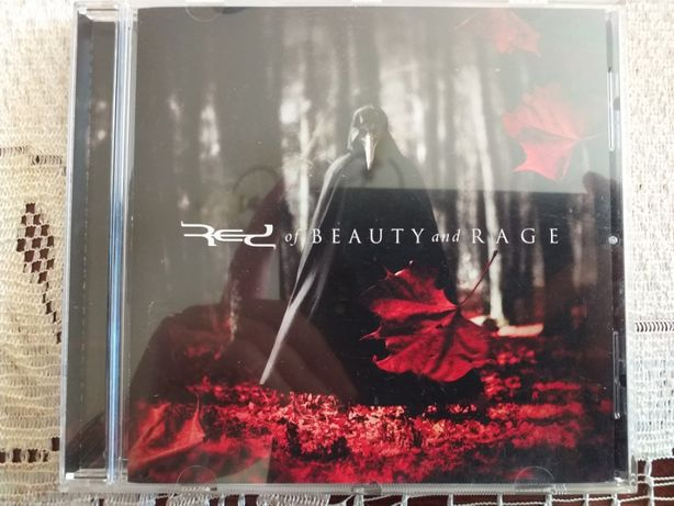 Red - Beauty and Rage CD