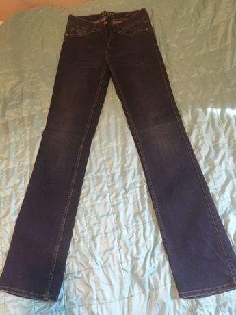 Spodnie jeansy ZARA stan idealny rozmiar 36