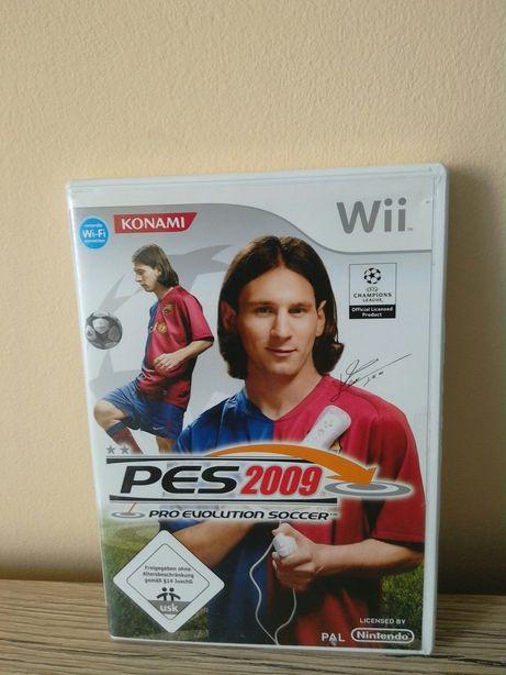 Nintendo wii PES 2009 Gra Nintendo Wii. PAL Super okazja!