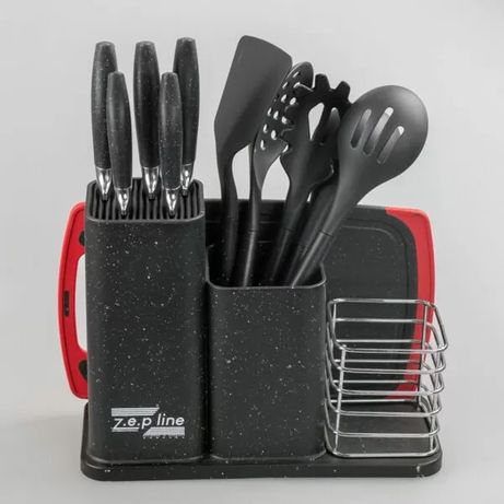 Кухонный набор принадлежностей 14 предметов Zp045