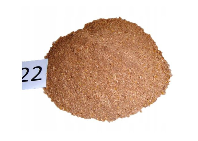 Zanęta czerwona drobna 2,5kg baza-świeża bez chemii