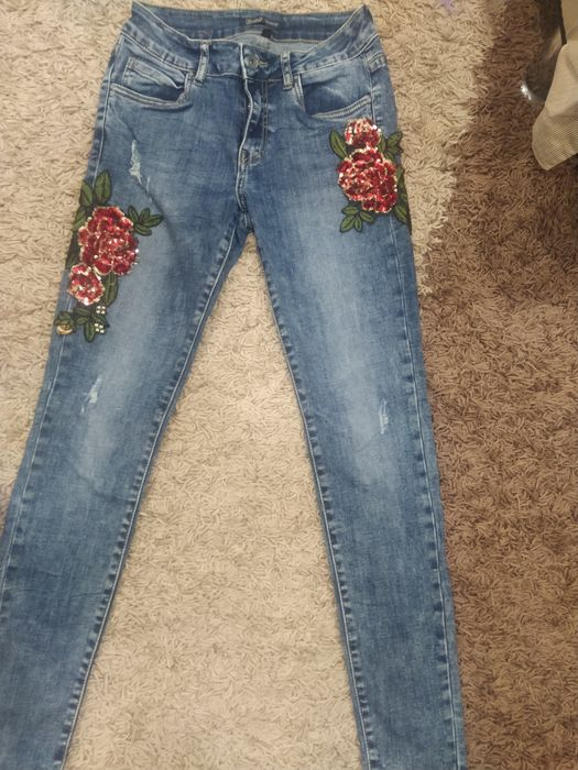 Джинси джинси жіночі Ужгород - изображение 1
