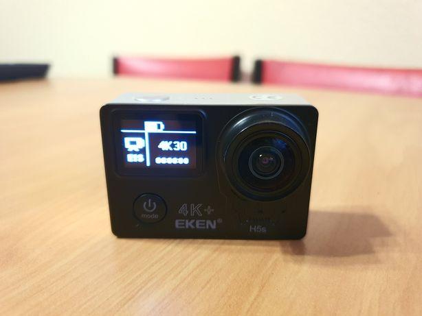 Eken H5S+ Sony IMX078 mega zestaw, ideał.