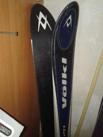 Лыжи Volkl