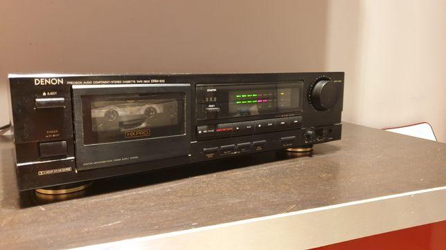 Magnetofon kasetowy deck Denon DRM 510