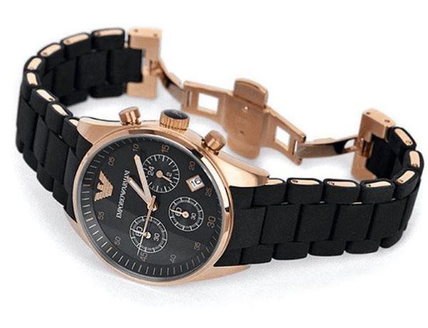 Nowy zegarek Emporio Armani AR5905 GW darmowa wysyłka