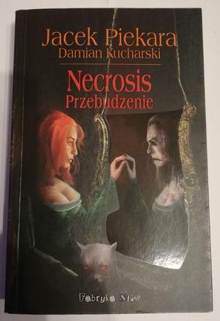 Jacek Piekara, Damian Kucharski - Necrosis. Przebudzenie (fantasy)