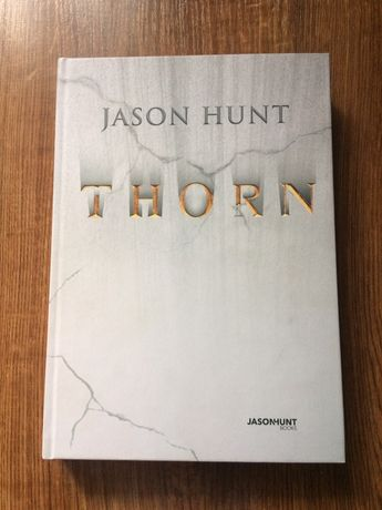 Książka Thorn.