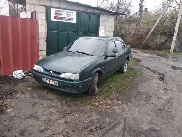 Рено 19 Европа Renault 1.4 газ бензин