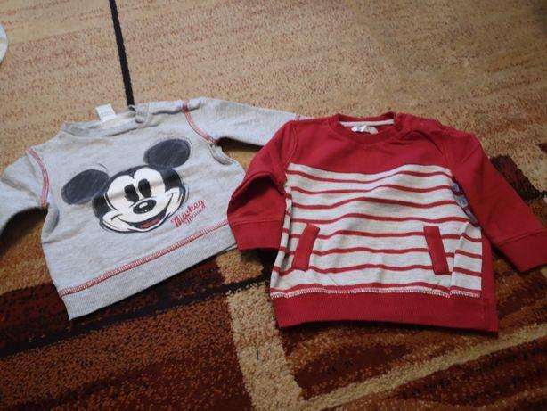 Ubranka dla chłopca w rozmiarach od 56 do 68