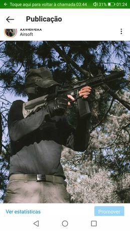 Réplica de airsoft M4 Core-10