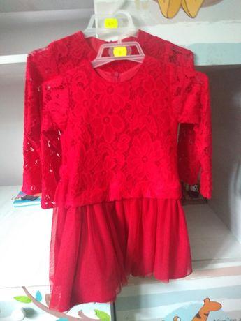 Sukienki dla bliźniaczek