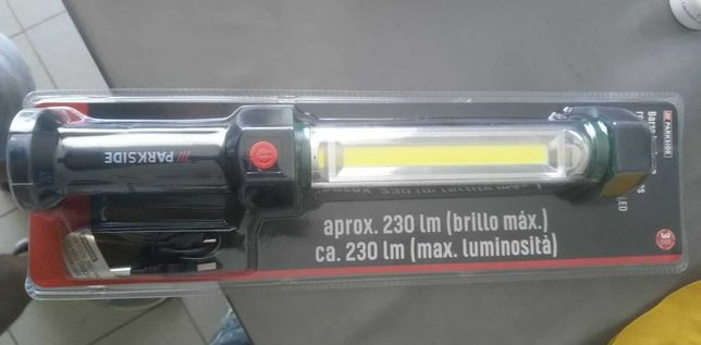 Lanternas barras luminosas