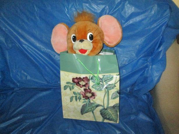 Мягкая игрушка - мышка