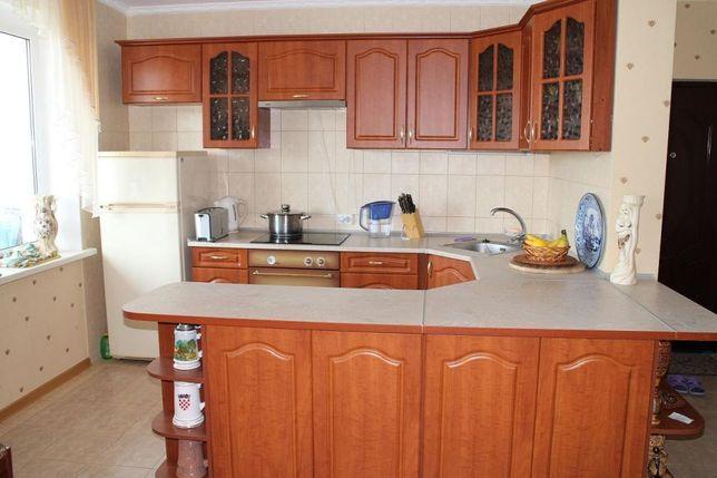 Удобная и просторная квартира на берегу моря, 3 комнаты, 61.6 кв.м