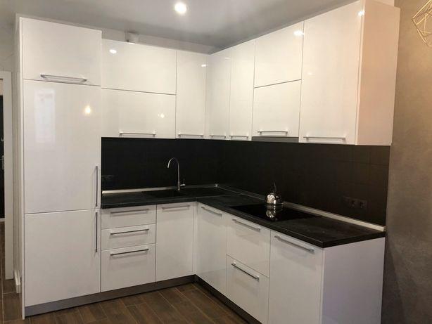 1к с кухней-гостиной и гардеробной, жк «Демеевка»
