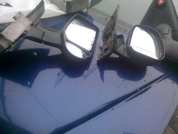 Фары, зеркала,фонари на Форд Транзит 2000-2006г. 2,0 д