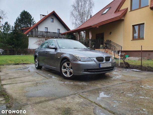BMW Seria 5 BMW e 60 x drive