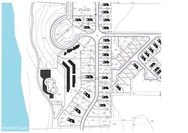 Terreno Urbano 560 m2 (Lote 41/42) - Luz, Lagos
