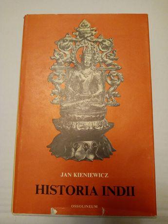Jan Kieniewicz Historia Indii