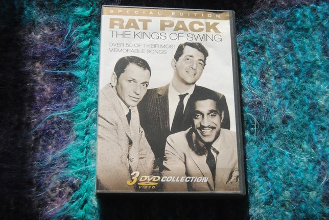 Rat Pack*The Kings of Swing/3DVD
