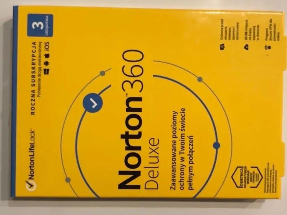 Norton 360 Deluxe Wrocław - image 1
