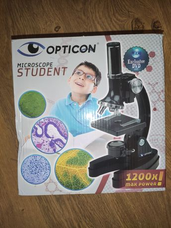 Mikroskop dla ucznia