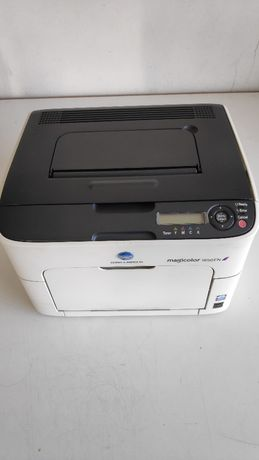 Impressora Konica Minolta 1650EN cores (anomalia fusor)
