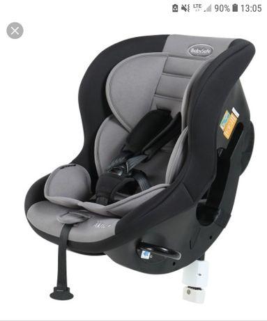 Fotelik samochodowy BabySafe Akita RWF test plus NOWY